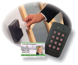 Office building door entry Access Control fob card readerOak Lawn, IL (60453)